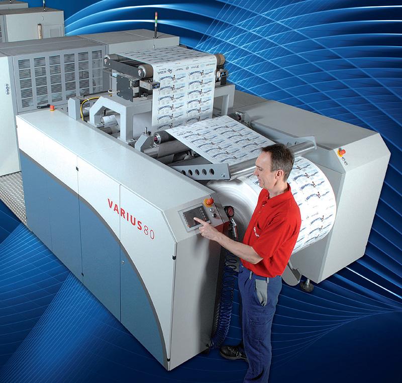 Mit der Übernahme des italienischen Druckmaschinenherstellers Flexotecnica S.p.A. will KBA sein Angebot in den wachsenden Markt für flexible Verpackungen ausdehnen. Die zur drupa präsentierte Varius 80 adressiert ebenfalls diesen Wachstumsmarkt und dort insbesondere Segmente mit kleineren Auflagen