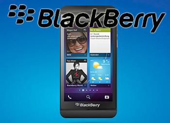 Übernahmeangebot für Blackberry