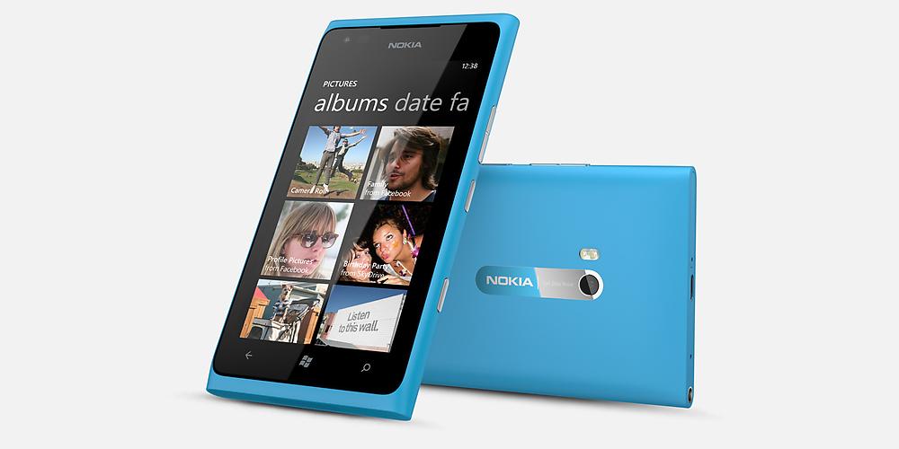 Windows Phone überholt in Italien iOS. Federführend ist dabei Nokia mit seinen Lumia-Smartphones. Bild: Nokia