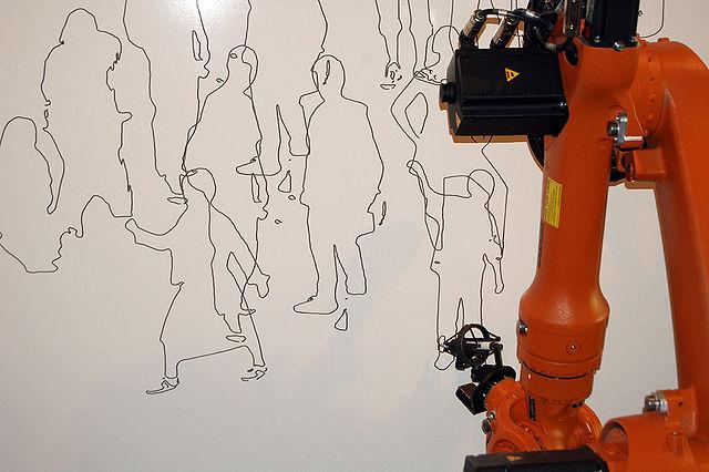 Heidelberger Druckmaschinen skizziert seine Wachstumsfelder - und die sind Digital. (Bild: Claudio Moderini)