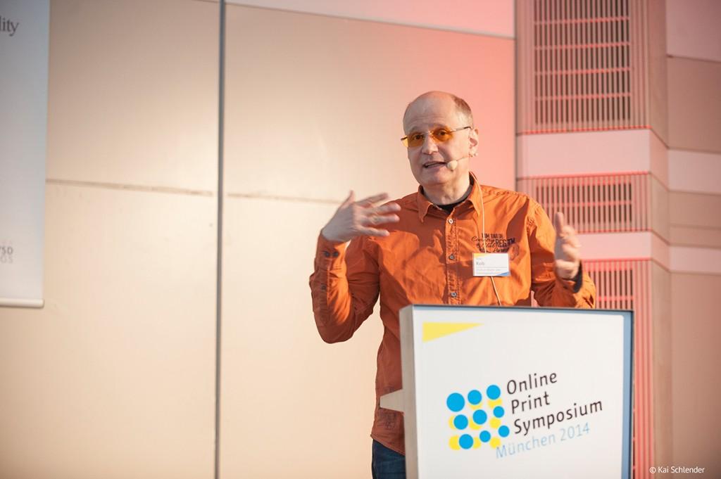 Peter Kolb, Inhaber von Österreichs Marktführer druck.at