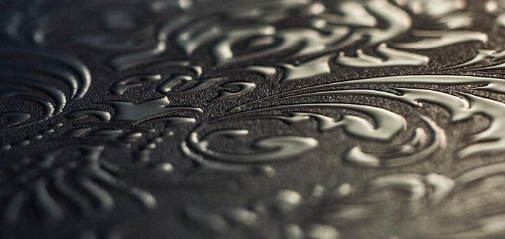 3D-UV-Druck, hier fotografisch in Szene gesetzt (Abb.: Dürmeyer GmbH)