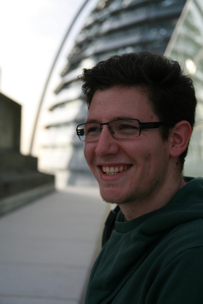 Julian Jost, Gründer und CEO der printmate GmbH, wirkte zuvor bei Zalando und ist studierter Logistiker.