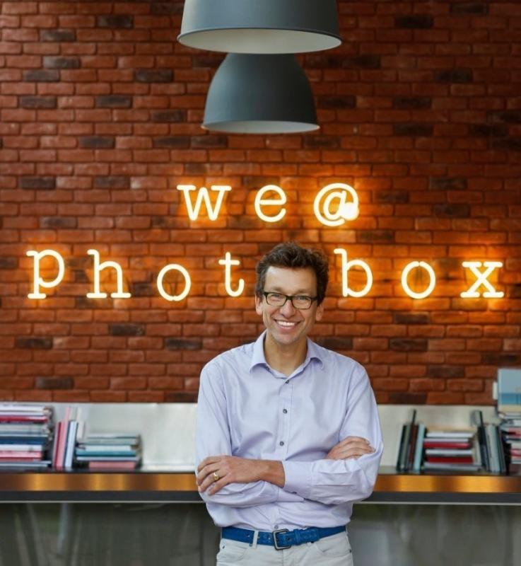 Stan Laurent, CEO der Photobox-Gruppe, hat es jetzt mit nur noch zwei Investoren zu tun. (Abb.: Photobox)