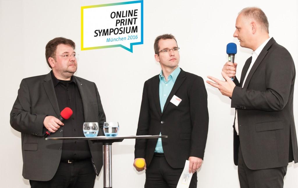 Gekonnt mit viel Charme und Humor führten die drei Moderatoren (Bernd Zipper, Dr. Andreas Kraushaar und Jens Meyer v.l.n.r.) durch das Programm