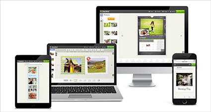 Taopix Designers ermöglicht die Personalisierung auf jeder Art von Endgerät; Quelle: printingnews.com