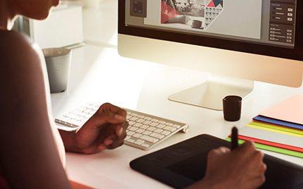 53103858 - graphic designer creativity editor ideas designer concept