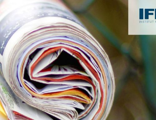 Study: IFH demonstrates that print influences buying behavior more than digital