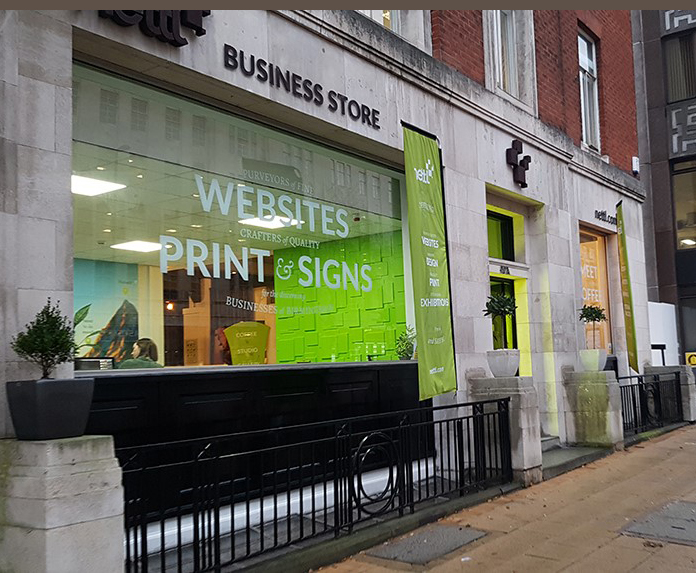 Nettl store in Birmingham; Source: zipcon consulting