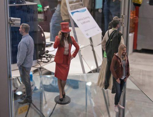 3D-Druck 2.0 auf der drupa: Größer, schneller, schöner… und wie ist's mit dem Geld verdienen?