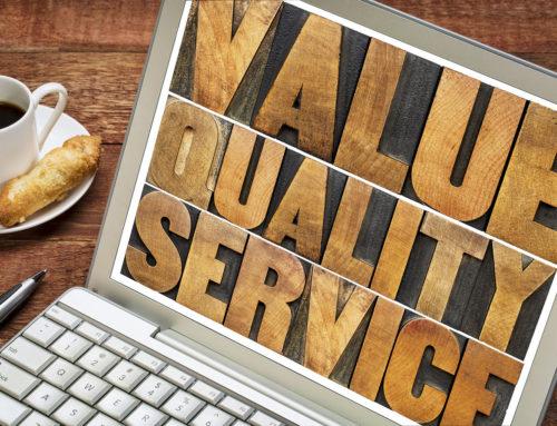 Wertschöpfung: Wie kann Onlineprint auf das veränderte Einkaufsverhalten der Kunden reagieren?