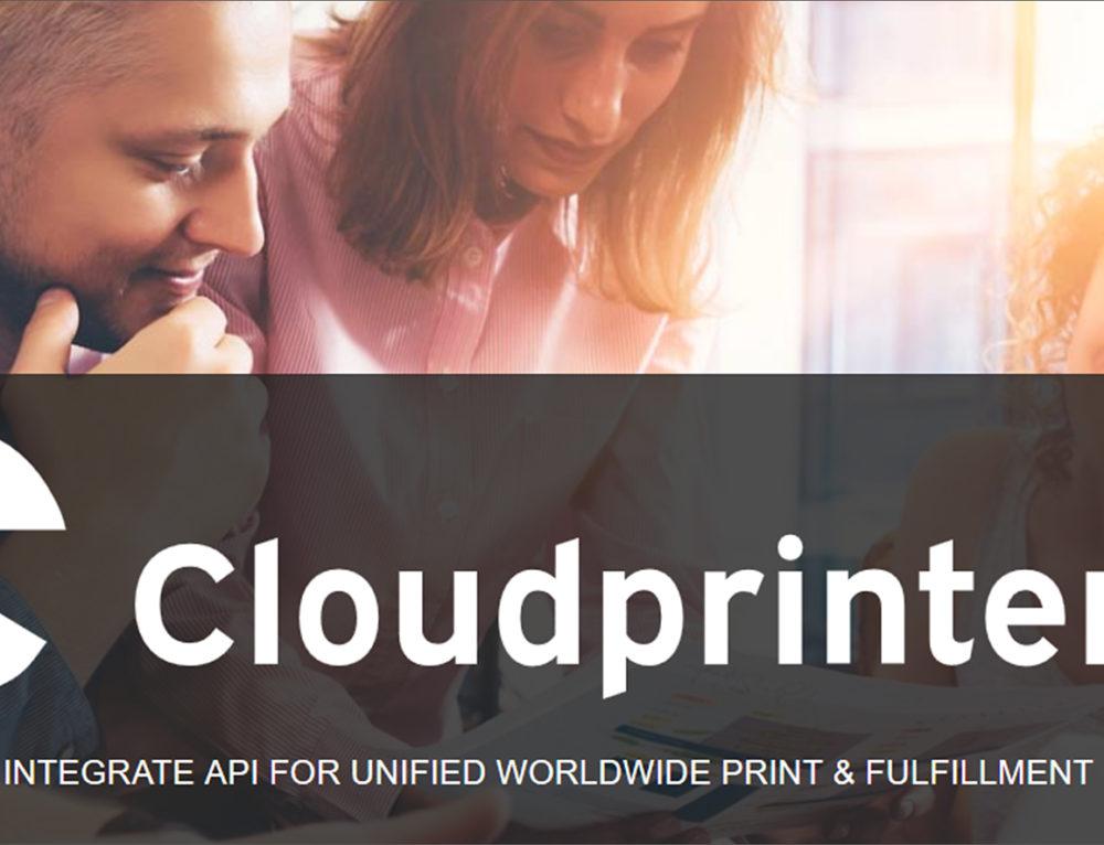 Cloudprinter: Niederländisches Start-up launcht vielversprechende Print-API