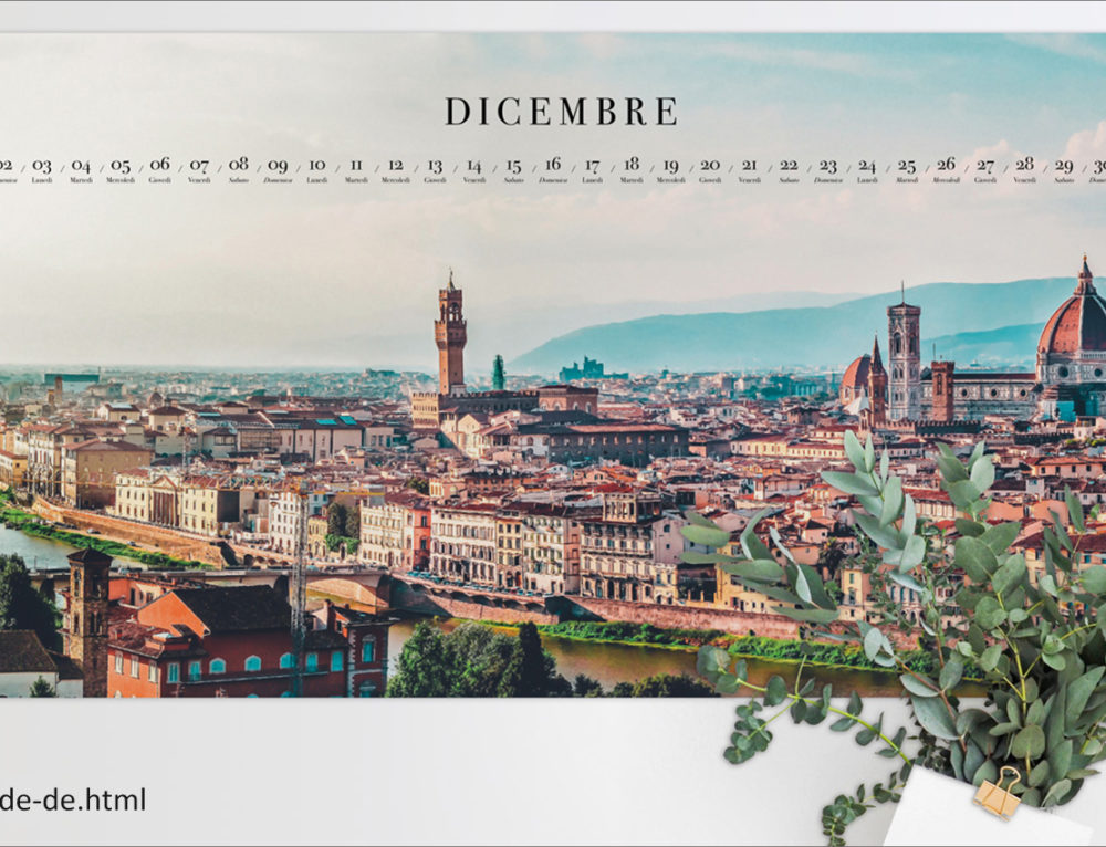 Calidario: Creating calendars easily in InDesign for discerning designers