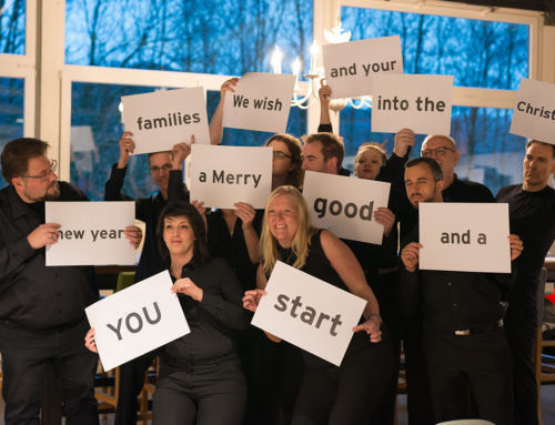 Ein wunderbares Weihnachtsfest, Erholung im Kreise Ihrer Liebsten und Kraft für das nächste Jahr – das wünsche ich Ihnen