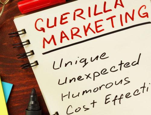 Guerilla-Marketing: Günstiges Marketing für Onlineprint?