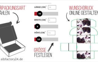 Web-to-Packaging: Individualisierbare Verpackungen – was bietet der D/A/CH-Onlinedruckmarkt?