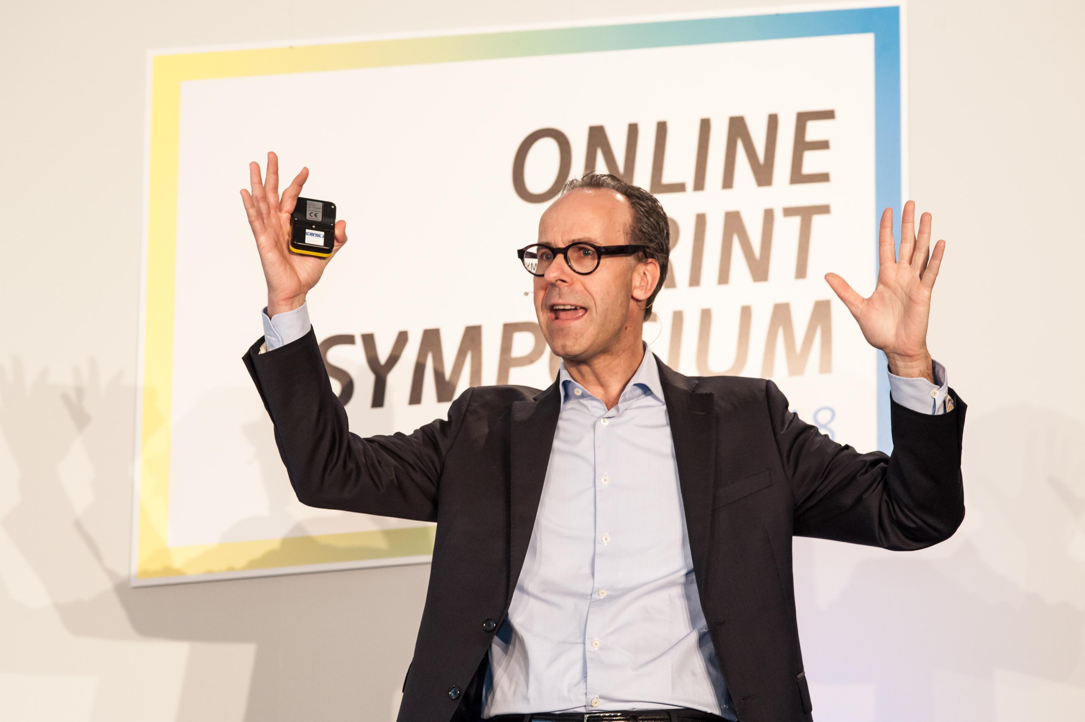 OPS 2018: Keynote-Video – harmonieren Onlineprint und Mass Customization?