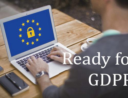 Datenschutz: Top 10-To-Dos in Vorbereitung auf die DSGVO