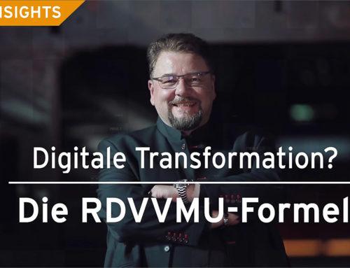 ZIPPERs INSIGHTS: Wie transformiere ich richtig? Nie wieder planlos – Die RDVVMU-Formel.