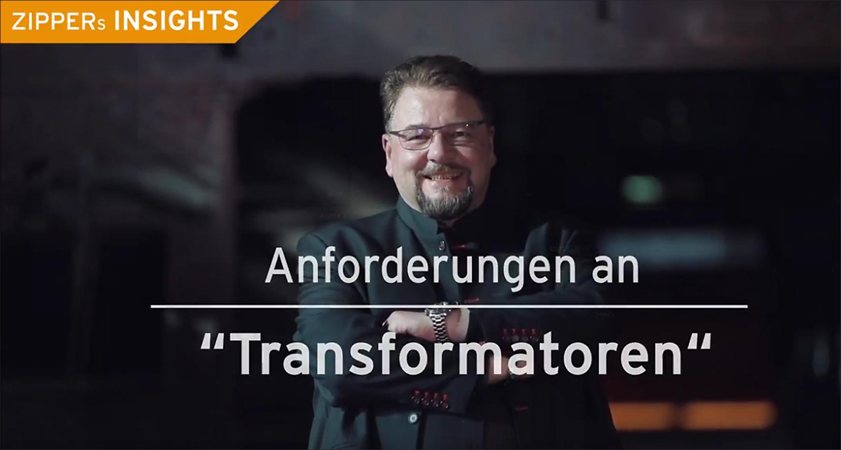 ZIPPERs INSIGHTS: Folge 5 – Transformations-Anforderungen an Drucker betreffen alle Workflow-Bereiche!