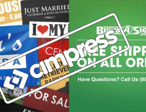 Mass Customization: Cimpress akquiriert US-Branchengröße Buildasign