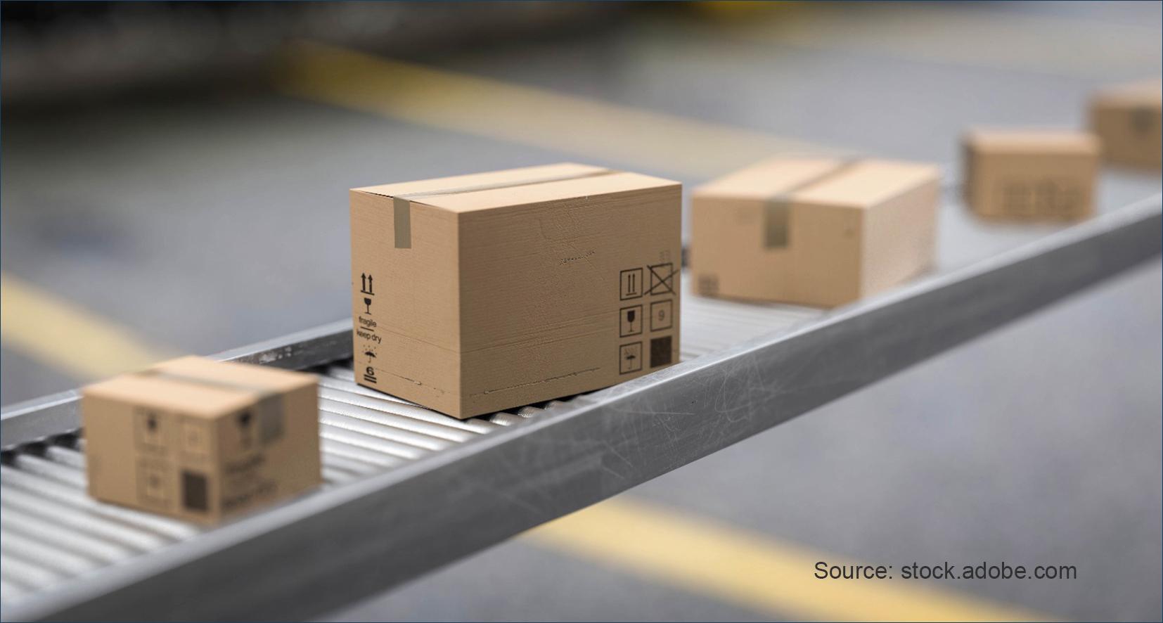Verpackung und Versand: Optimierungspotenzial für Onlinedrucker?