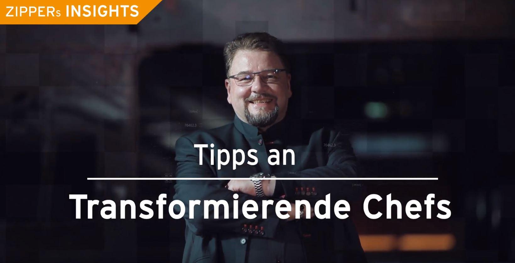 ZIPPERs INSIGHTS: Chefs – Raus aus der Komfortzone! 6 Tipps für effektive Verhaltensweisen