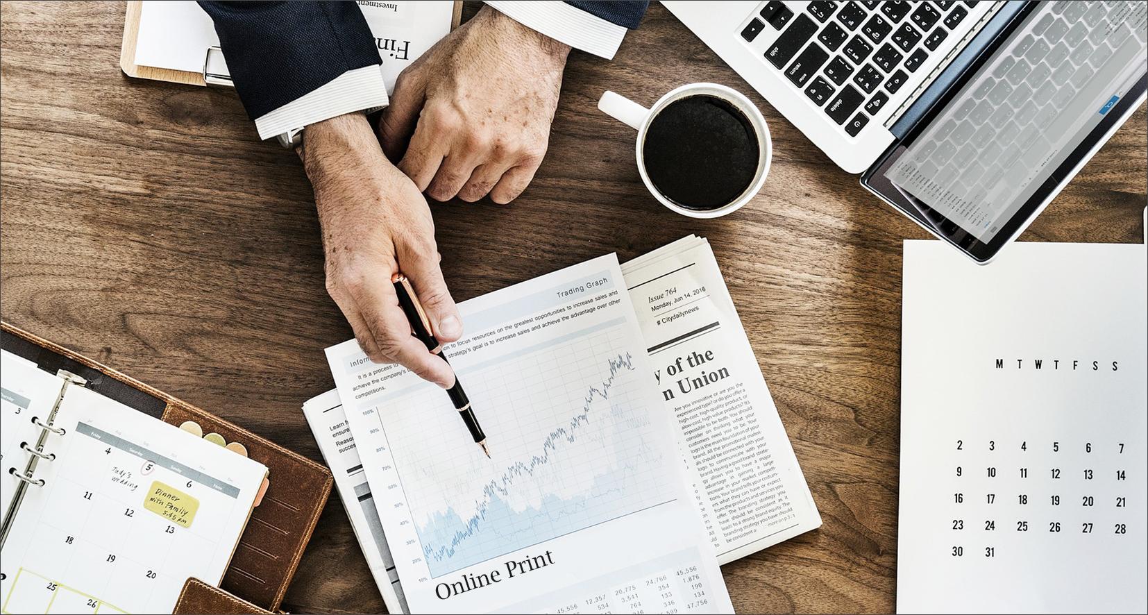 Onlineprint: Ein lohnendes Geschäft auch für branchenfremde Investoren?