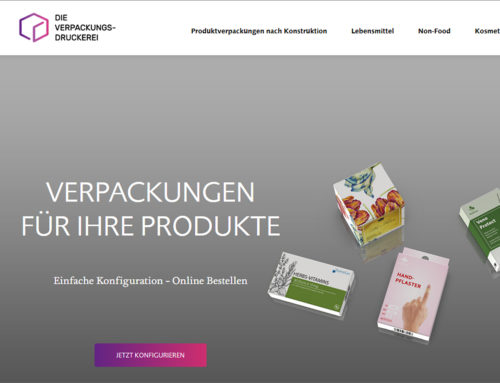 Web-to-Packaging: Offsetdruckerei Schwarzach launcht drei Profi-Shops