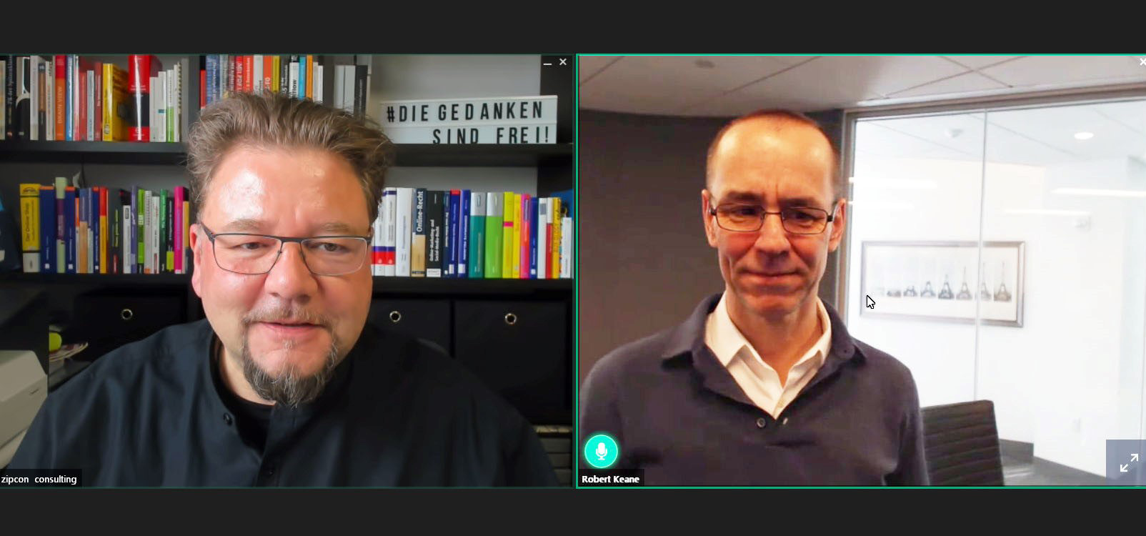 Cimpress: Taffe Zeiten – CEO Robert Keane im Gespräch