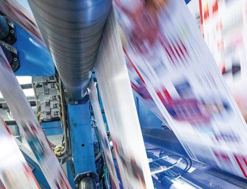 Großdruckereien: Transformation frisst Fortschrittsverweigerer