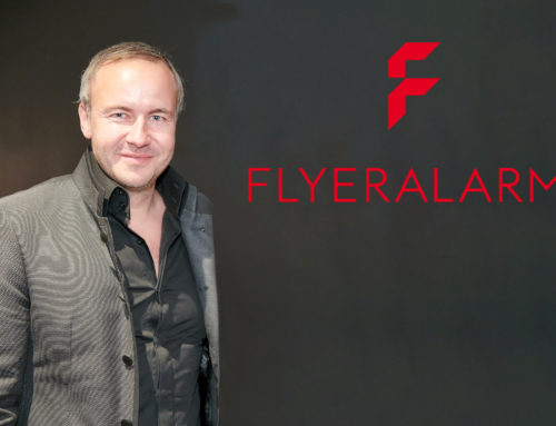 Flyeralarm: Start-up-Spirit – Interview mit Firmengründer Thorsten Fischer