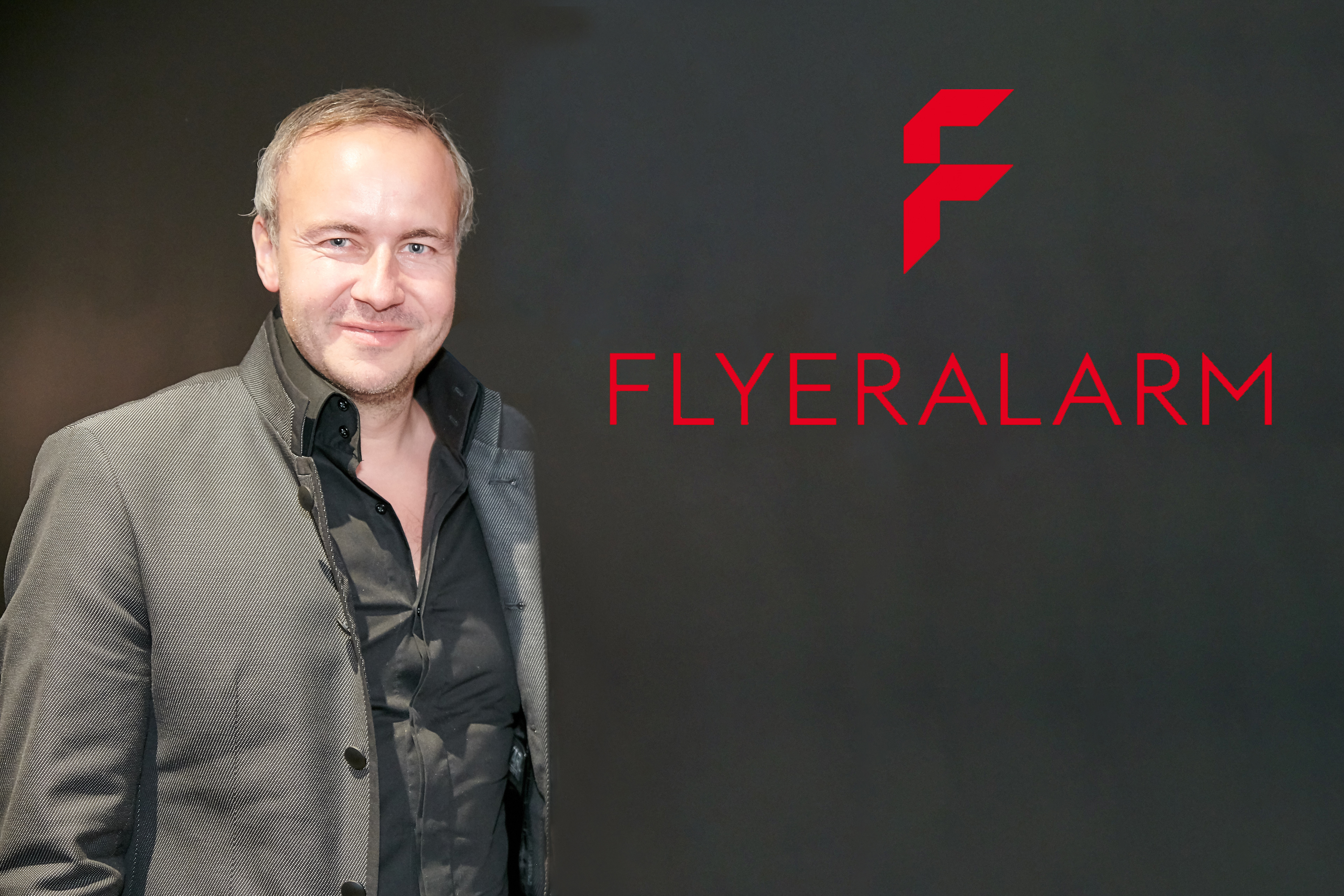 Flyeralarm: Start-up Spirit - Interview with company founder, Thorsten Fischer