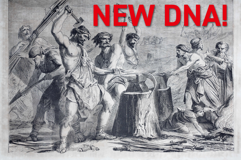 Neue DNA für Print: Schwerter zu Pflugscharen