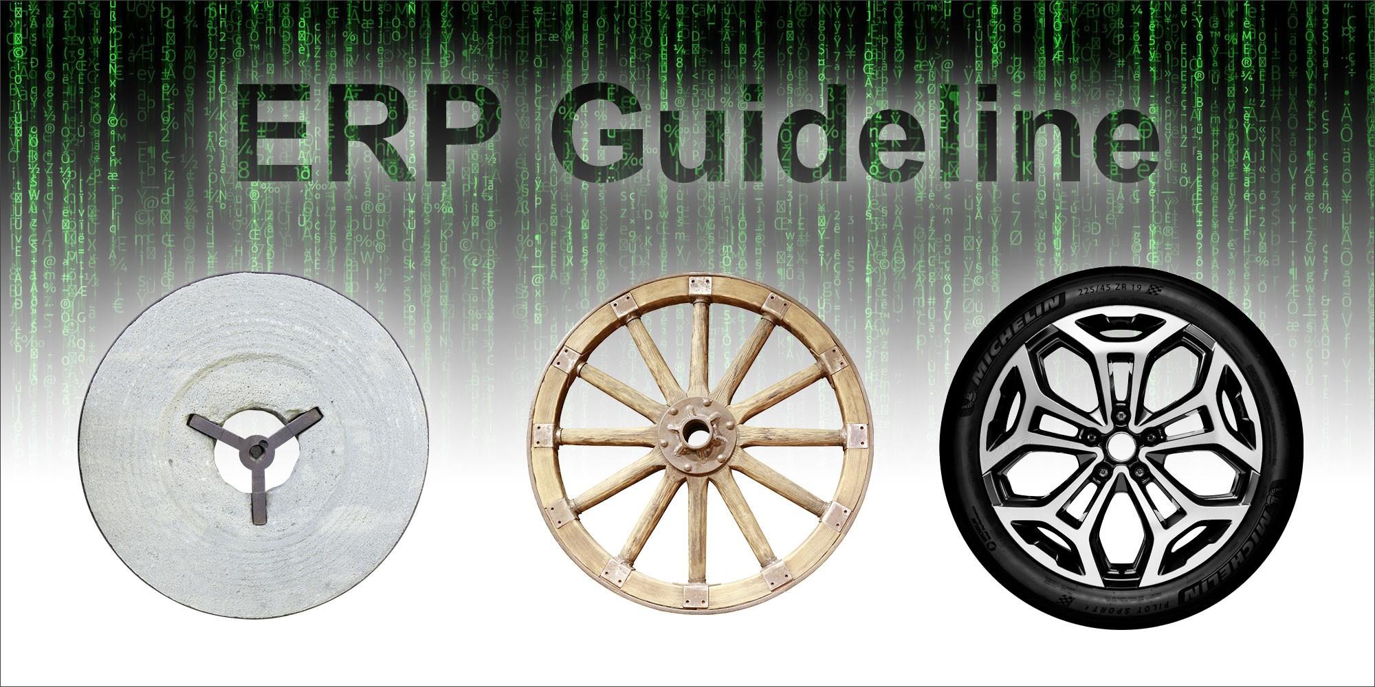 ERP-Systeme: Das Rad nicht neu erfinden