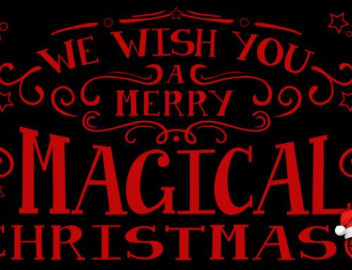 Besinnliche Weihnachtstage und alles erdenklich Gute für 2020 wünsche ich Ihnen!