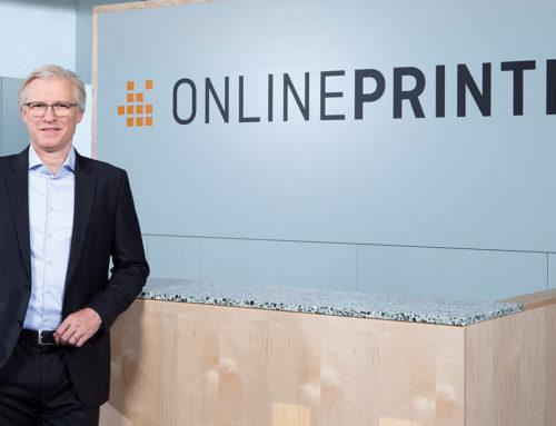 Onlineprinters: Talk mit Roland Keppler – 200 Tage CEO
