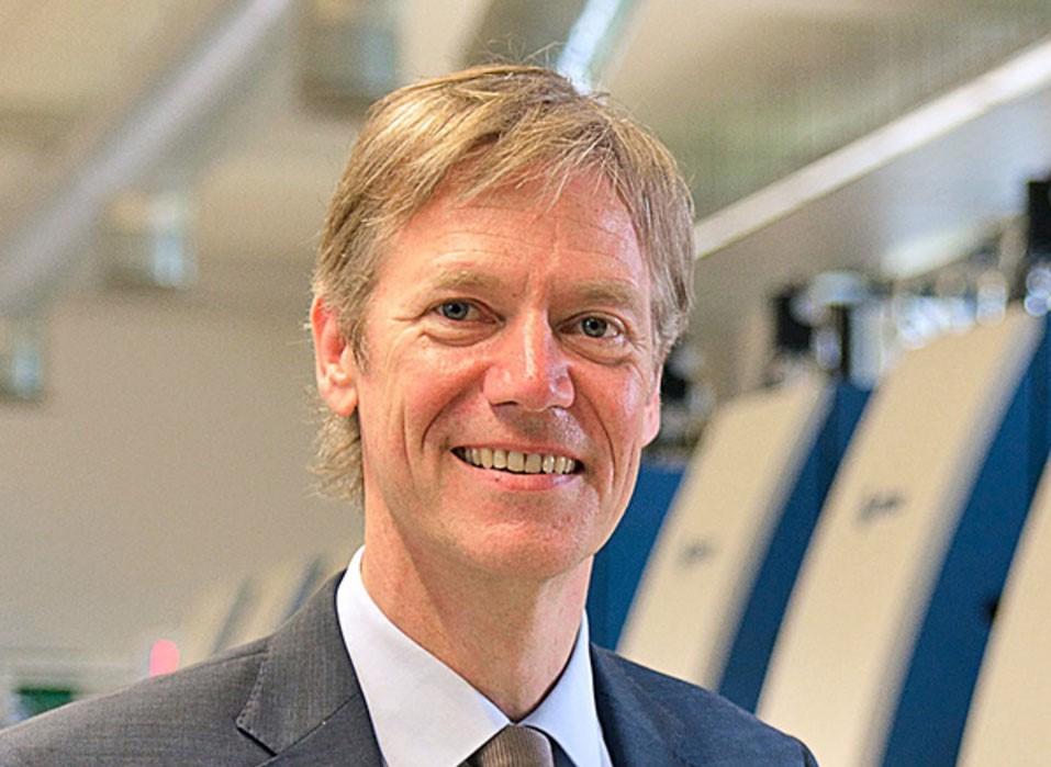 Koenig & Bauer: Ralf Sammeck koordiniert die digitale Transformation