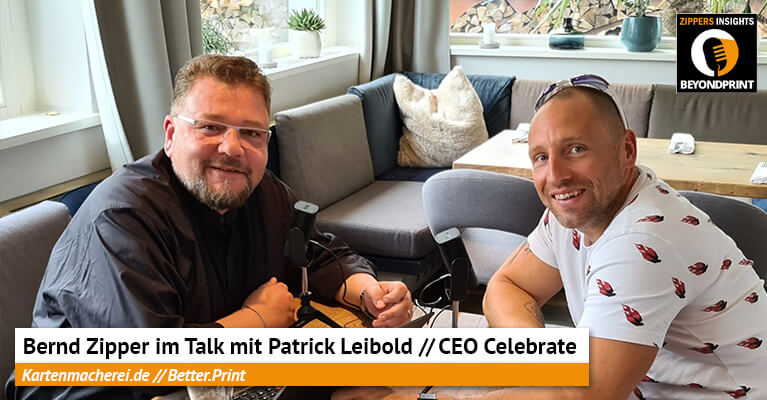 PODCAST: PATRICK LEIBOLD AUF ZIPPERS INSIGHTS
