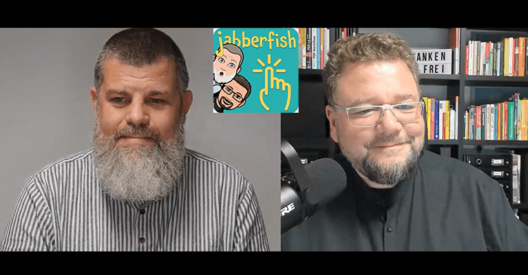 News: Jabberfish – Podcast mit Ulrich + Zipper