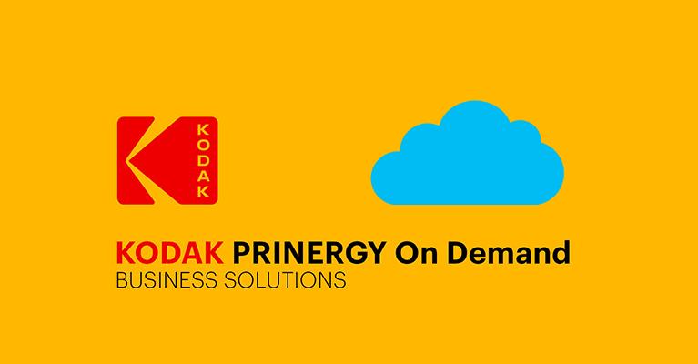 MARKT: KODAK PRINERGY ON DEMAND BUSINESS SOLUTIONS