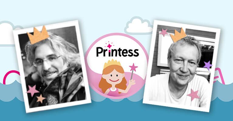 Interview: Die Gründer von Printess im Gespräch