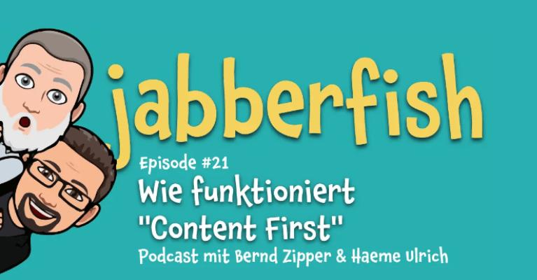 """News: Wie funktioniert """"Content First""""?"""