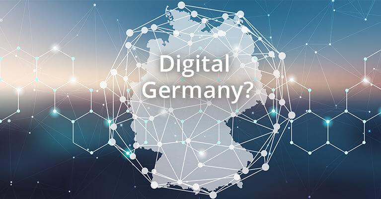 Trends: Digitales Deutschland?