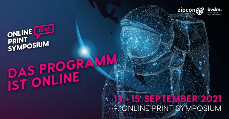Online Print Symposium: Die zweite Keynote steht fest