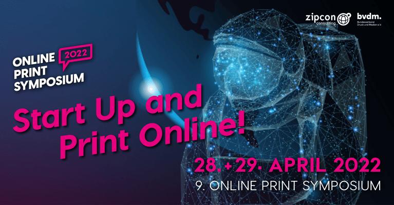 Verschiebung: Online Print Symposium am 28. und 29. April 2022