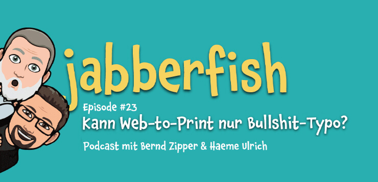 News: Kann Web-to-Print echt nur Bullshit-Typo?