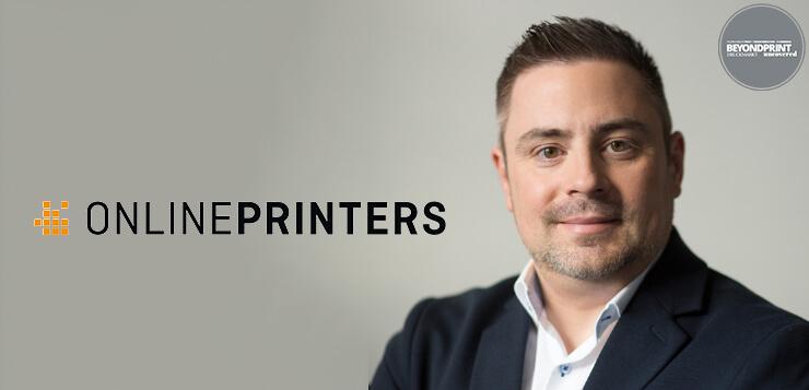 MENSCHEN: onlineprinters holt neuen Mann an Bord